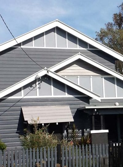A Classic Renovation In Cooks Hill